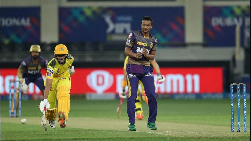 IPL 2021 Final : CSK ची आश्वासक सुरुवात परंतू 'हा' योगायोग ठरु शकतो संघासाठी धोकादायक