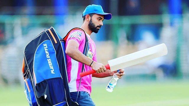 अजिंक्य रहाणे वळला पुन्हा स्थानिक क्रिकेटकडे, सय्यद मुश्ताक अली स्पर्धेत करणार मुंबईचं नेतृत्व