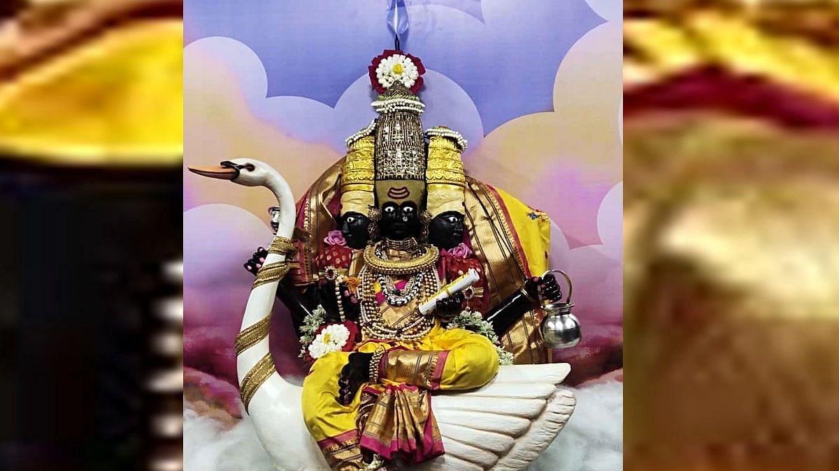 happy navratri 2021 Navratri festival Starting temples across state also open for devotees