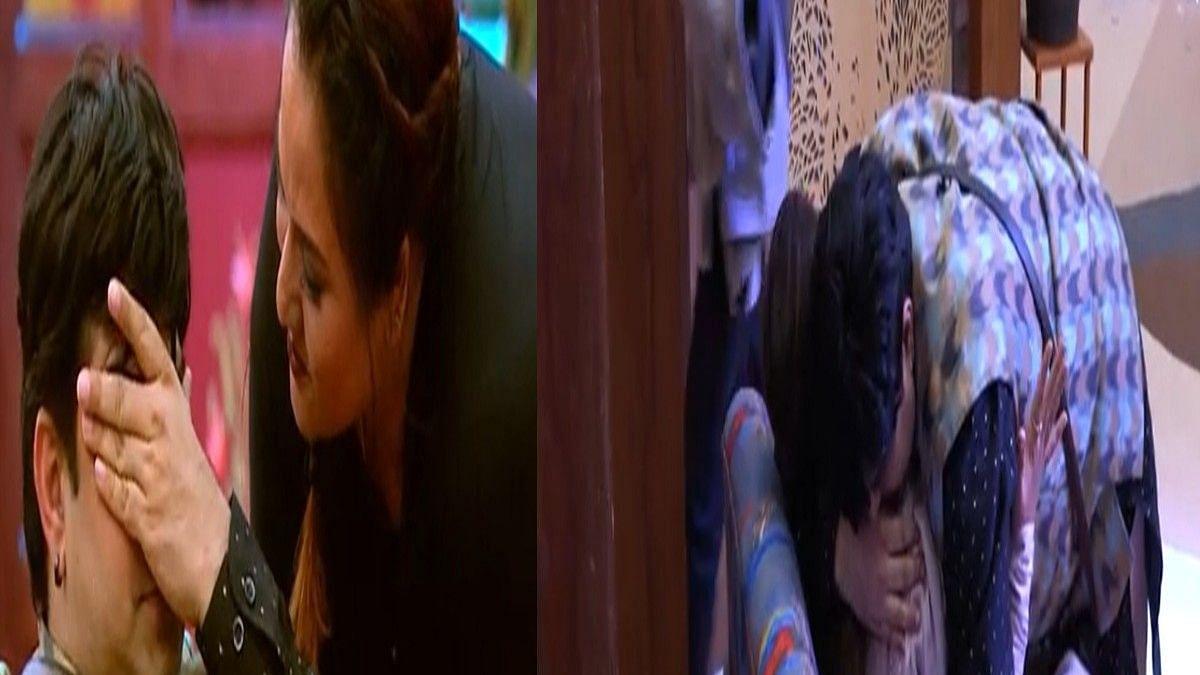 Bigg Boss Marathi : तुटलेल्या नात्याला नवी सुरुवात? स्नेहाला मिठी मारत अविष्कार म्हणाला...सॉरी !