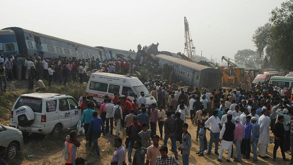 Indian Railways—How safe are people in trains?