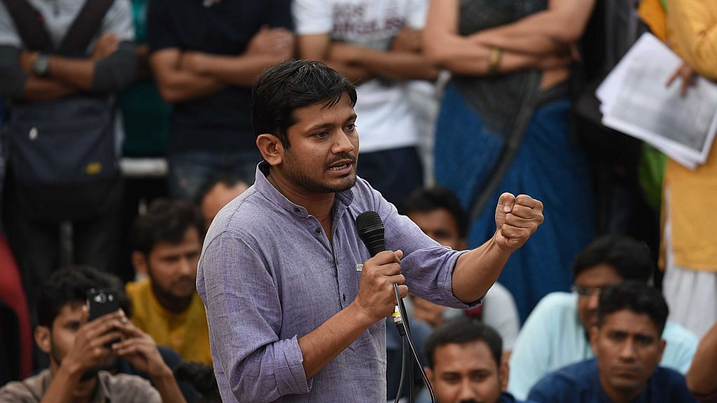 Kanhaiya to file nomination on April 9; Javed Akhtar, Shabana Azmi, Hardik Patel and Prakash Raj may attend