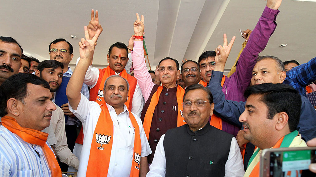 Gujarat Civic Polls: A storm in a teacup?
