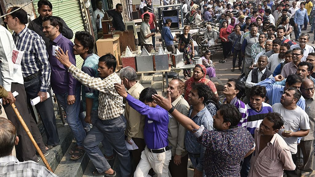 In the demonetisation year, corporate investments declined by 60%