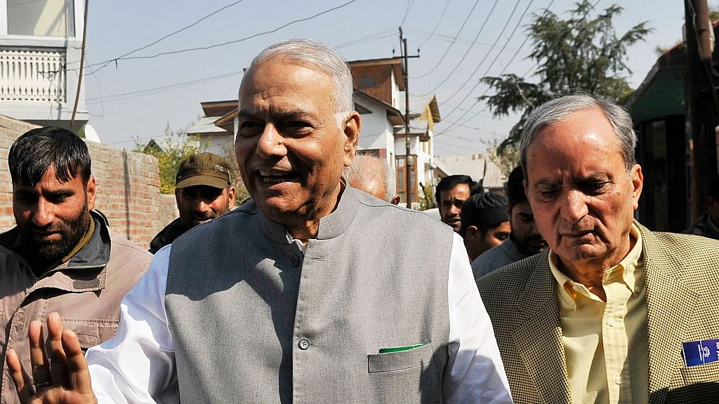 Yashwant Sinha team likely to visit J&K again this month-end