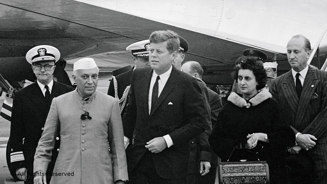 Nehru, the Statesman