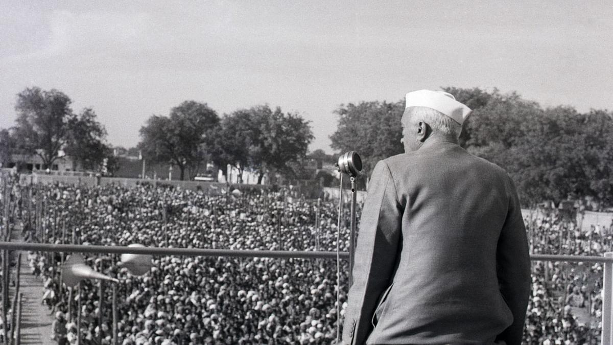 Nehru's Word: Civil liberties and Subhas Day