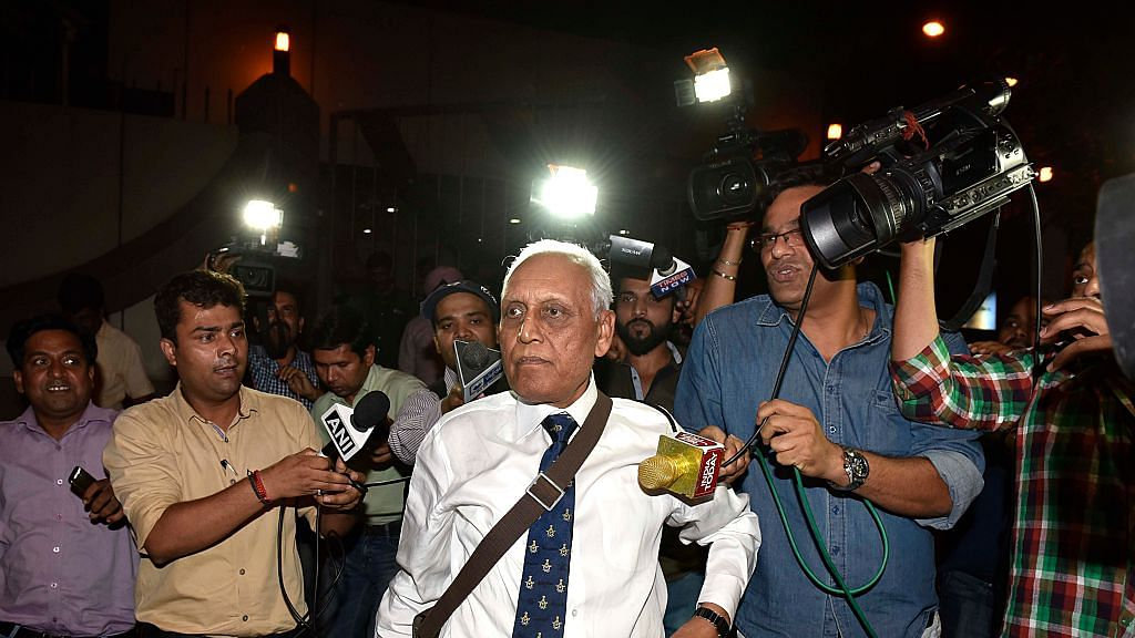 CBI arrests former Air Force chief SP Tyagi