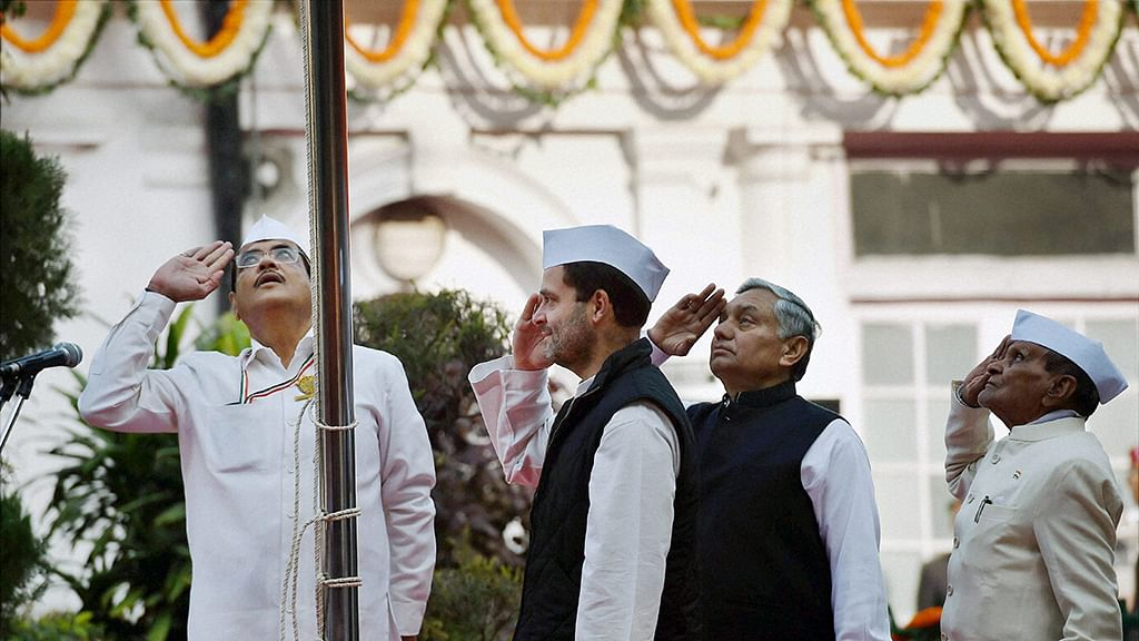 Congress presents the Prime Minister with a charter of demands
