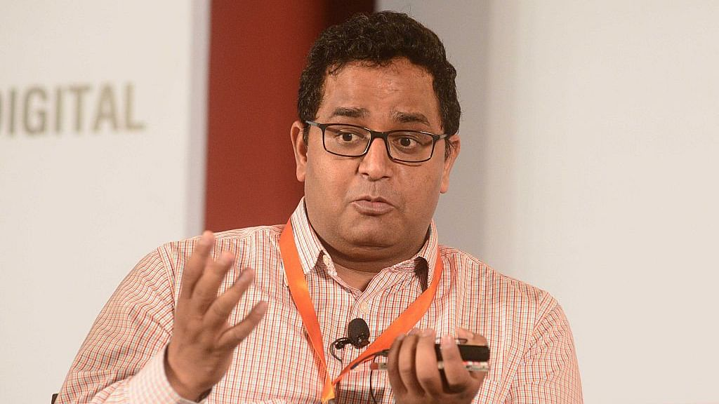Purported conversation between Paytm founder and journalist