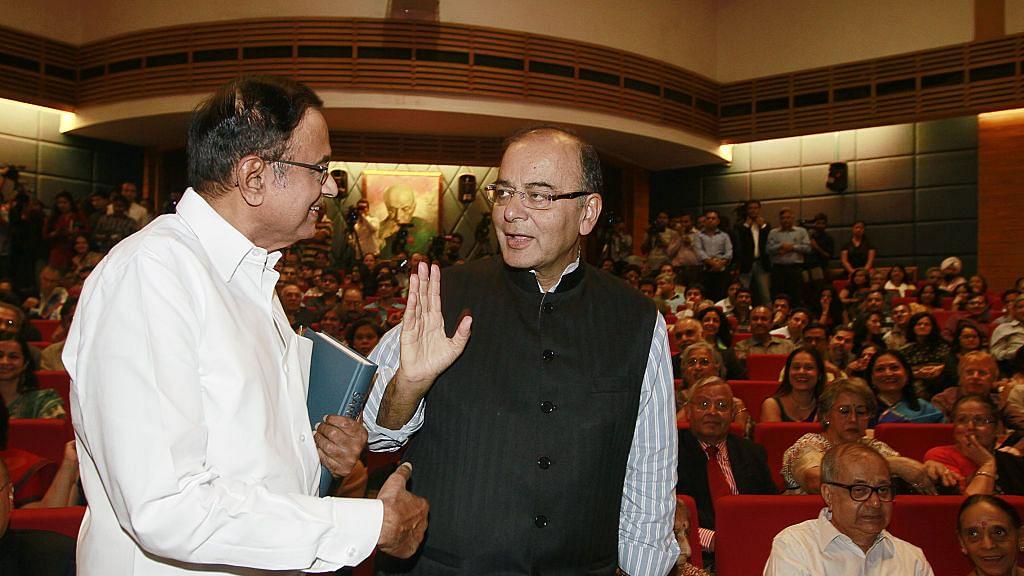 Demonetisation—Chidambaram's posers; Jaitley's response