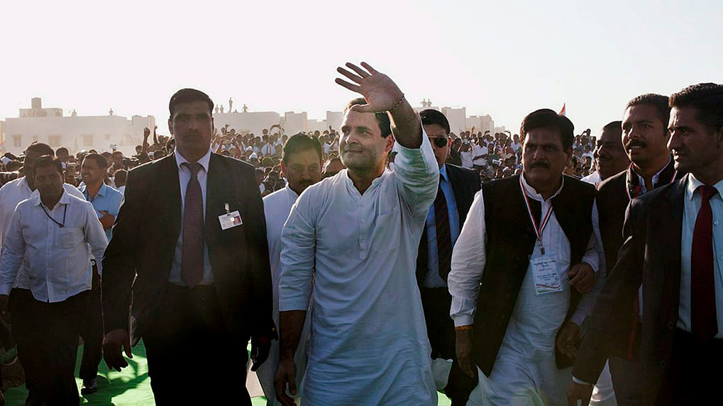 Rahul Gandhi attacks Prime Minister alleging personal corruption