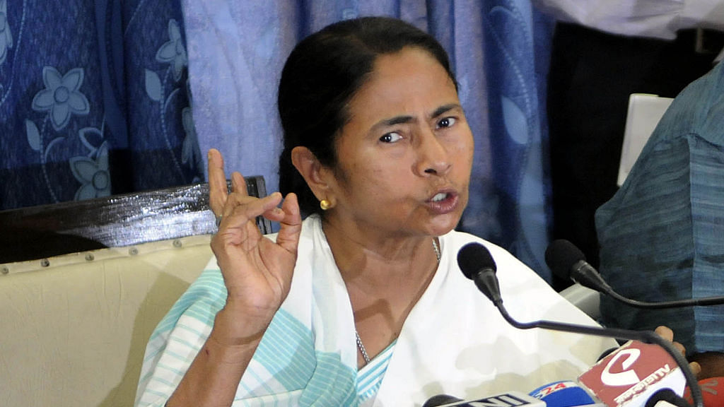 CM Mamata Banerjee staying in  Secretariat to 'guard democracy'