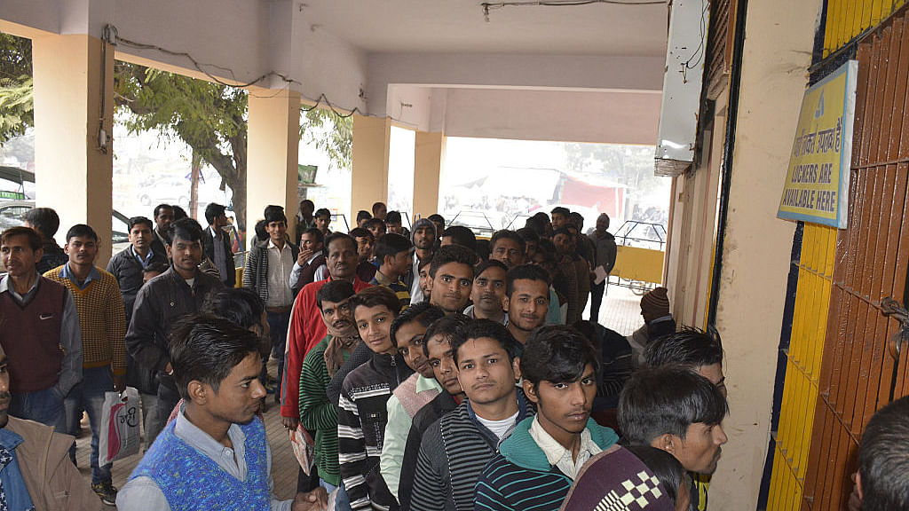 50 days of Demonetisation: Cash and Custom 'less' in Ghaziabad