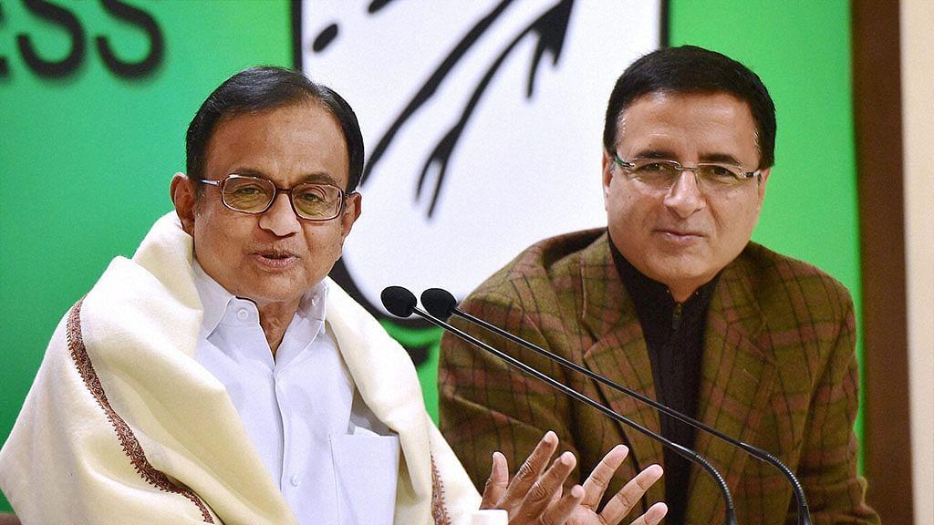 Make public details of RBI, Cabinet meetings of Nov 8: Chidambaram