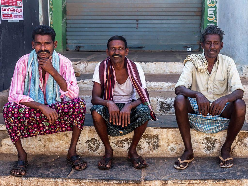 Drinking away demonetisation in Tadimarri, Andhra Pradesh