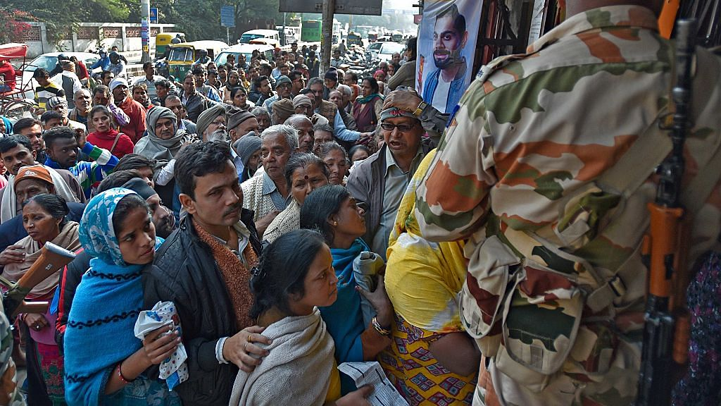 Demonetisation—Is more cash flowing into Uttar Pradesh banks?
