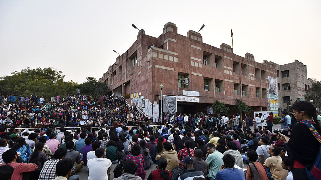 JNU Executive Council passes contentious admission criteria