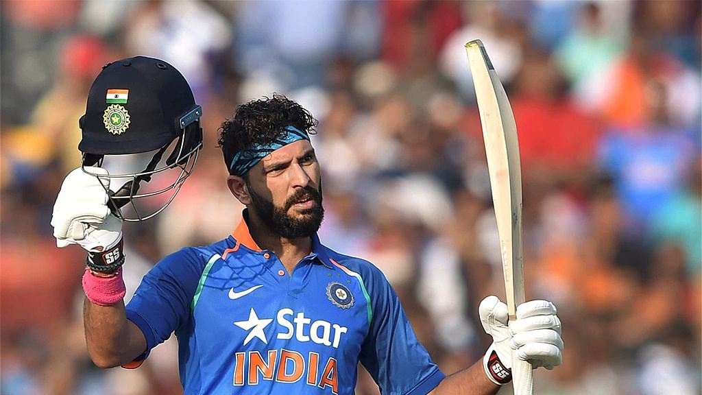 Yuvraj Singh announces retirement from International cricket, says this is the right time to go