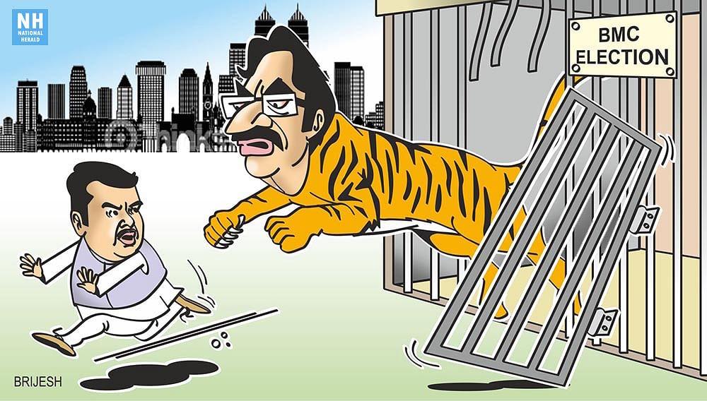 Mumbai Civic Polls—Shiv Sena has the upper hand, for now