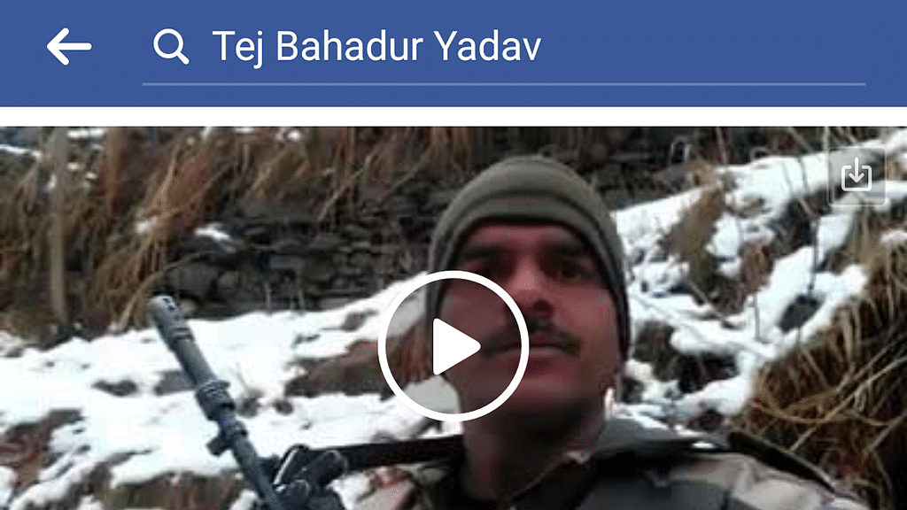 BSF jawan receives support from far and wide