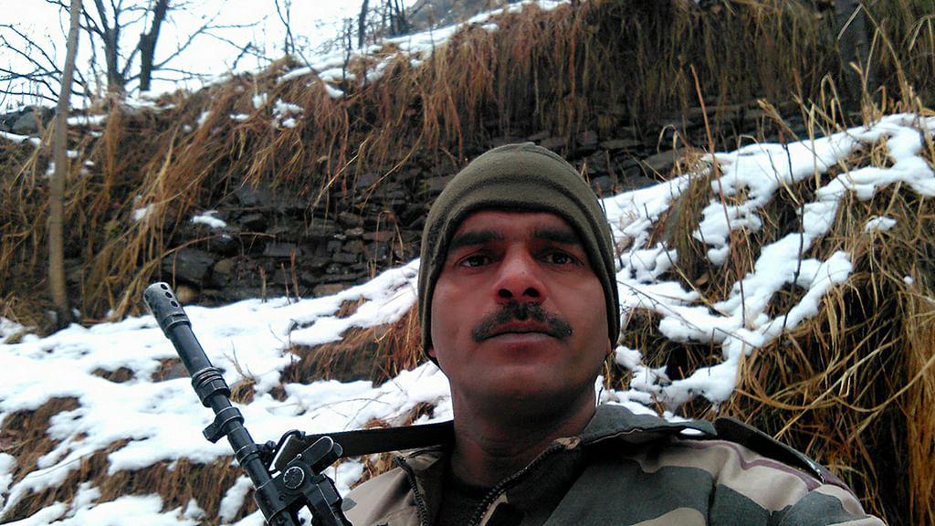 BSF jawan's posts go viral on social media