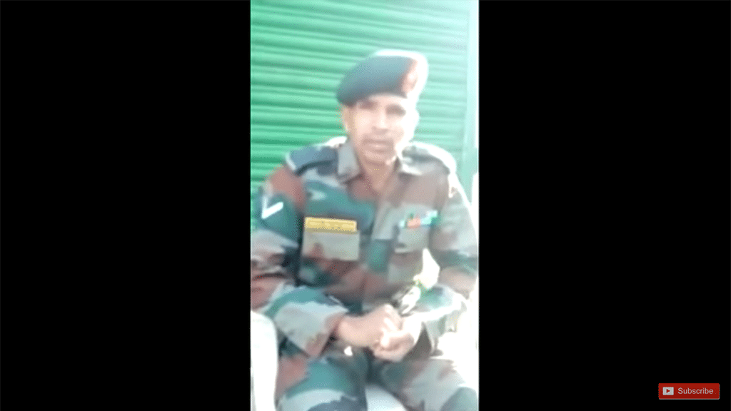 WATCH: To shine officer's shoes is no gallantry, crib Army jawans