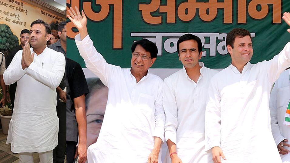 UP Polls: Congress, RLD walk on the razor's edge