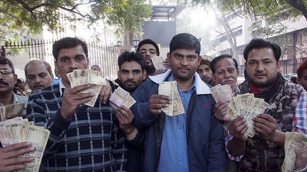 Demonetisation: People still flocking to 'Return' Bank of India