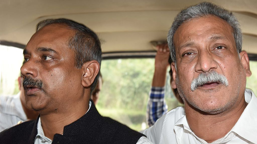 IAS officer Rajendra Kumar's letter seeking VRS—Part III