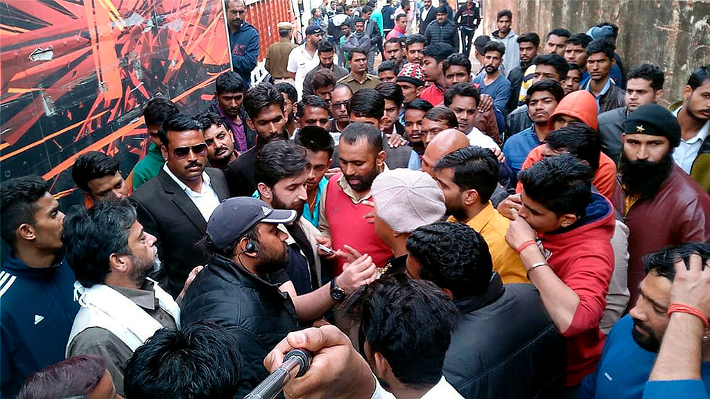 Bollywood unites against attack on director Sanjay Leela Bhansali