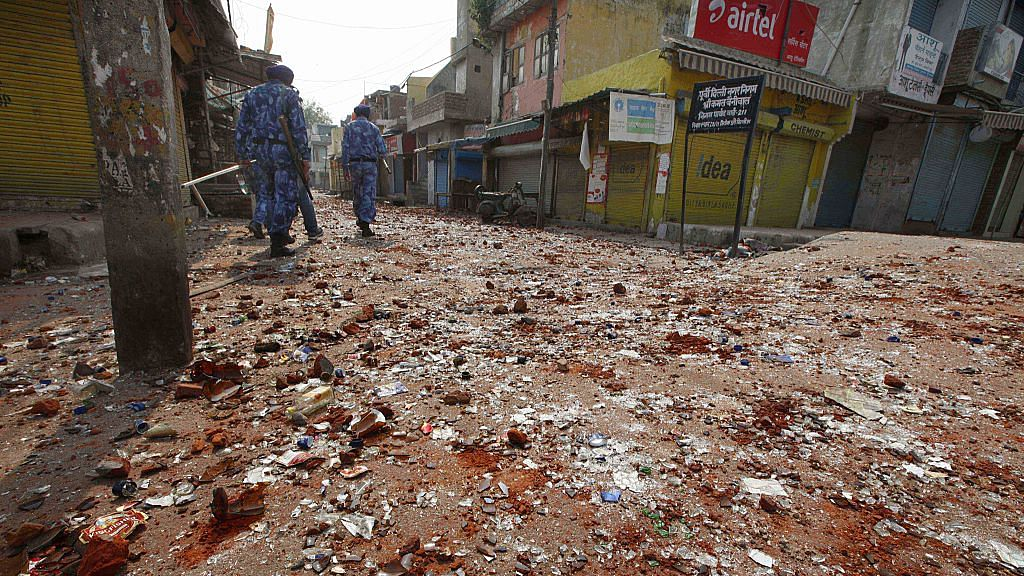 Communal Riots: Heads Muslims 'lose', Tails they are the 'losers'