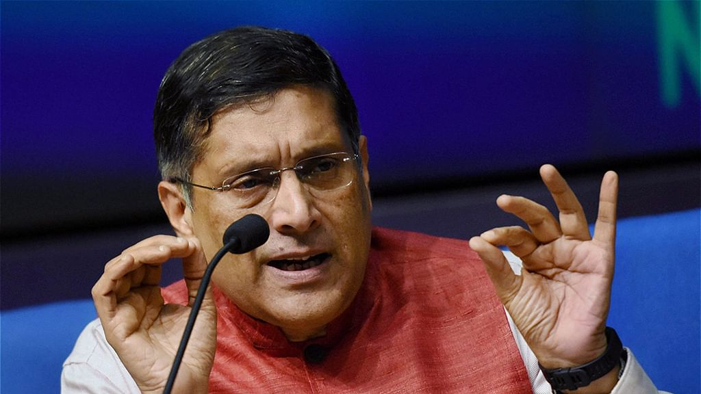 Thank God, CEA Arvind Subramanian is not a bureaucrat
