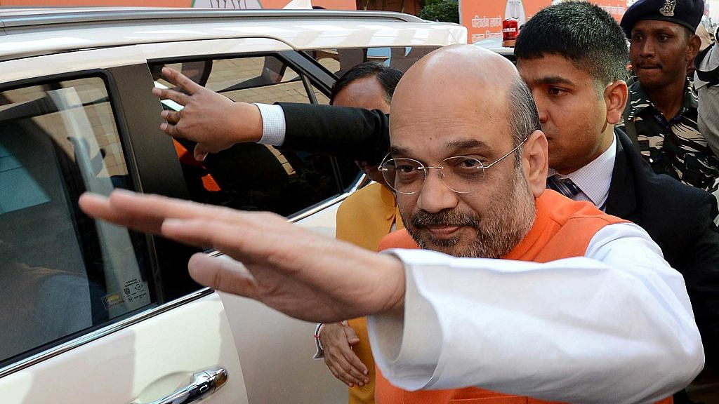 UP Polls: A nervous Amit Shah's midnight meeting to placate Jats