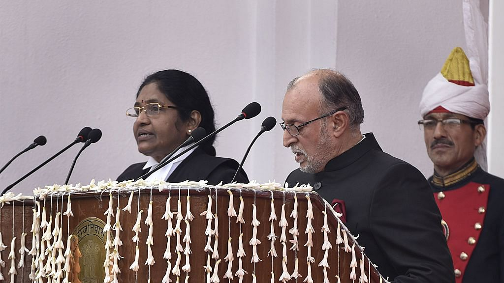 Delhi Government vs LG's powers tussle goes to Constitution Bench