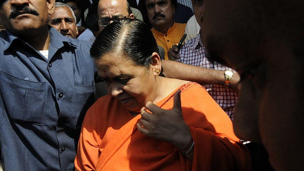 Bundelkhand turns its back on Uma Bharti