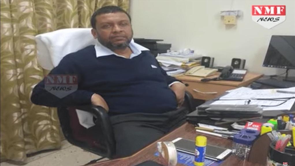 Police officers in Bihar justify arrest of bureaucrat