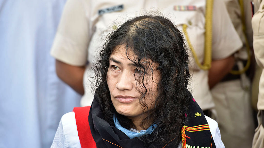 BJP accuses Irom Sharmila of lying; activist denies charge