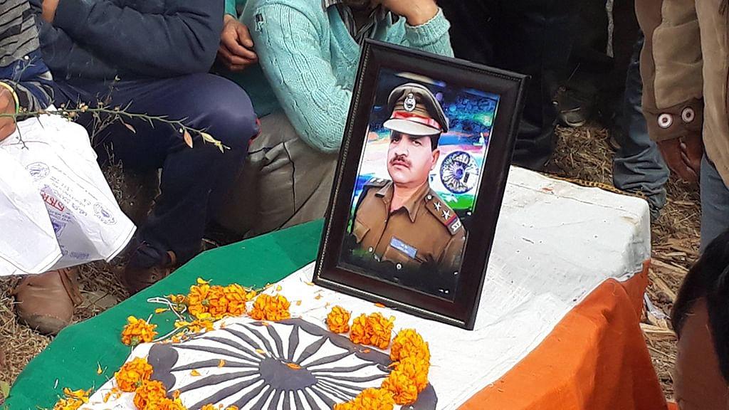 Now a murder mystery rocks the Sashastra Seema Bal