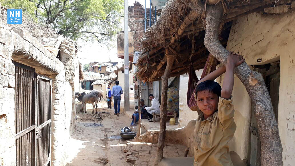 A village in Bundelkhand: Pawns on the political chessboard