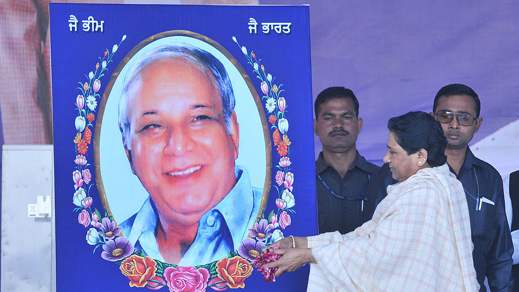 UP Minister seeks CBI probe into Kanshi Ram's death