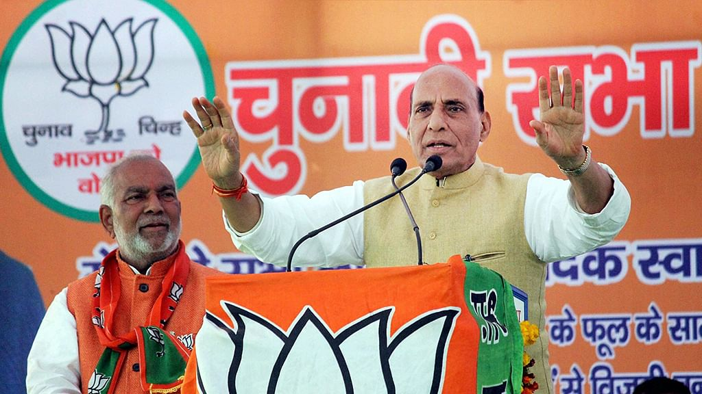 BJP's push to retrieve lost ground in Phase 1 of UP Polls