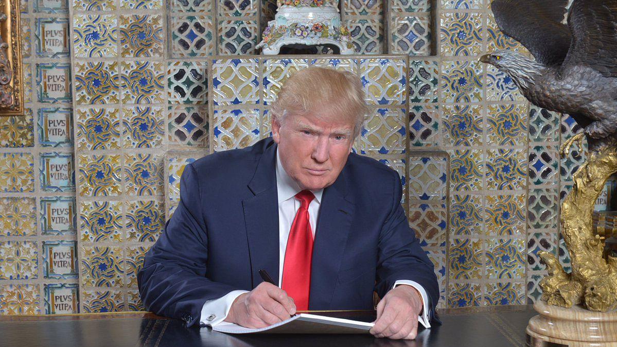 Photo courtesy: twitter.com/realDonaldTrump