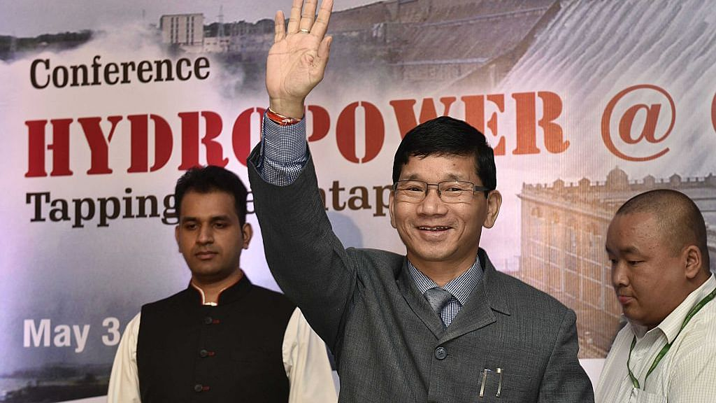 Purported suicide note of Kalikho Pul raises a stink in Delhi