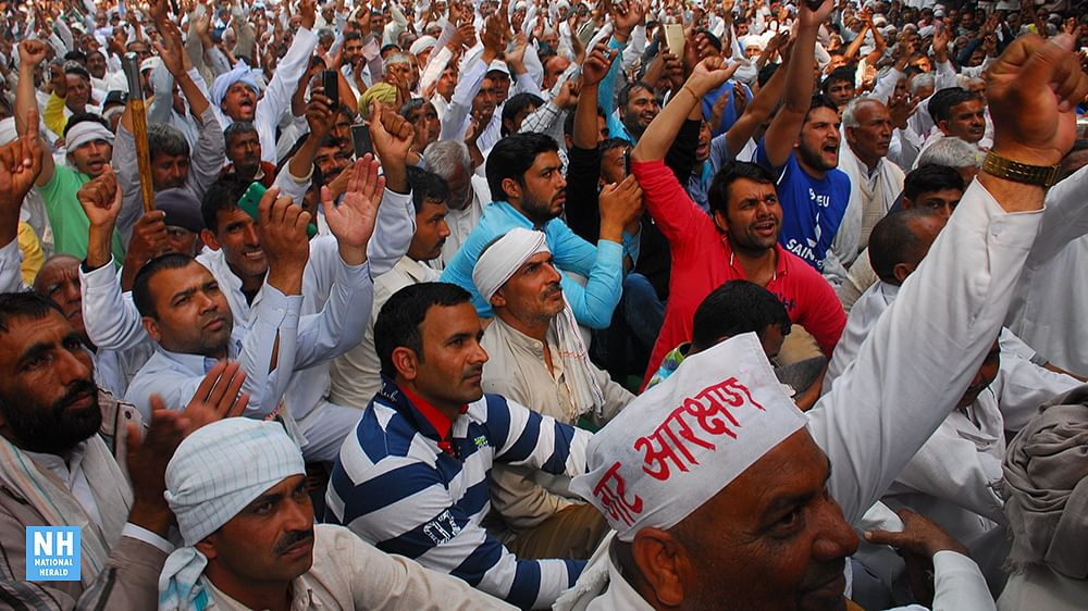 Jats threaten blockade against Delhi from March 20