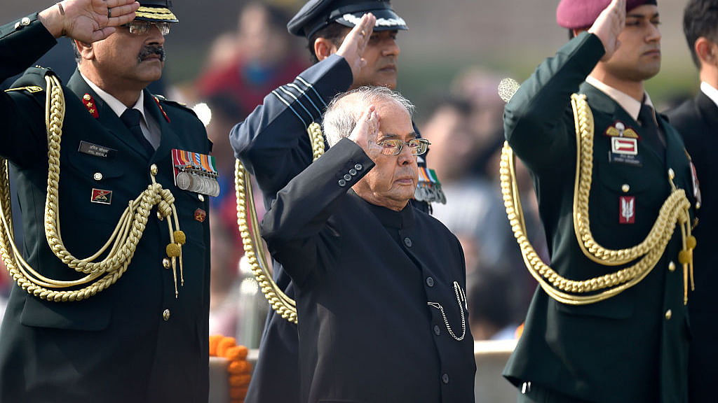 "President Mukherjee: ""No room in India for the intolerant Indian"""