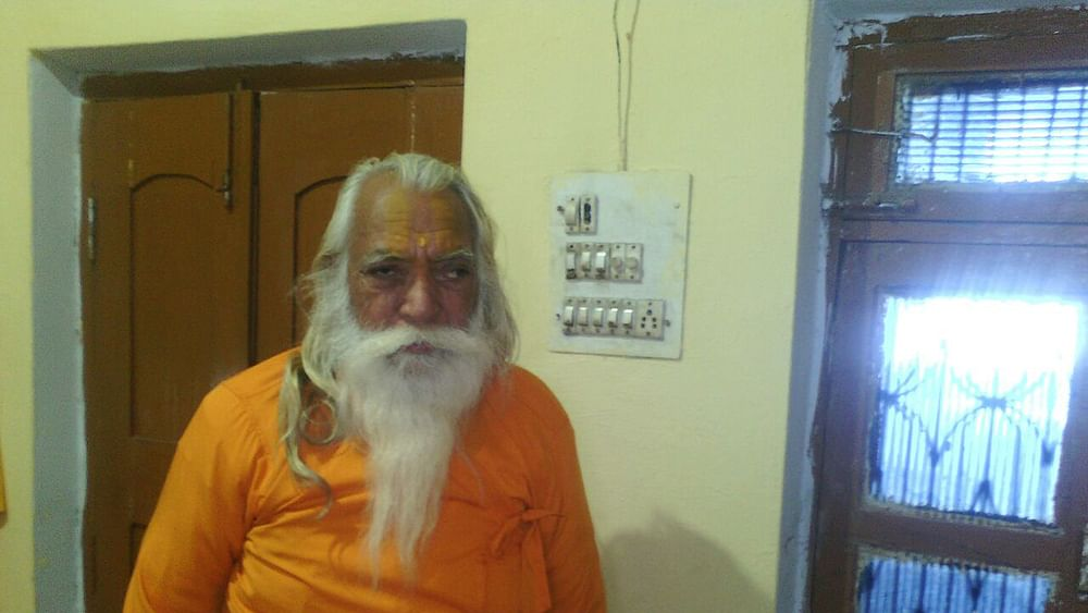 """Ram temple head priest:  """"In pursuit of one temple we lost others"""""""