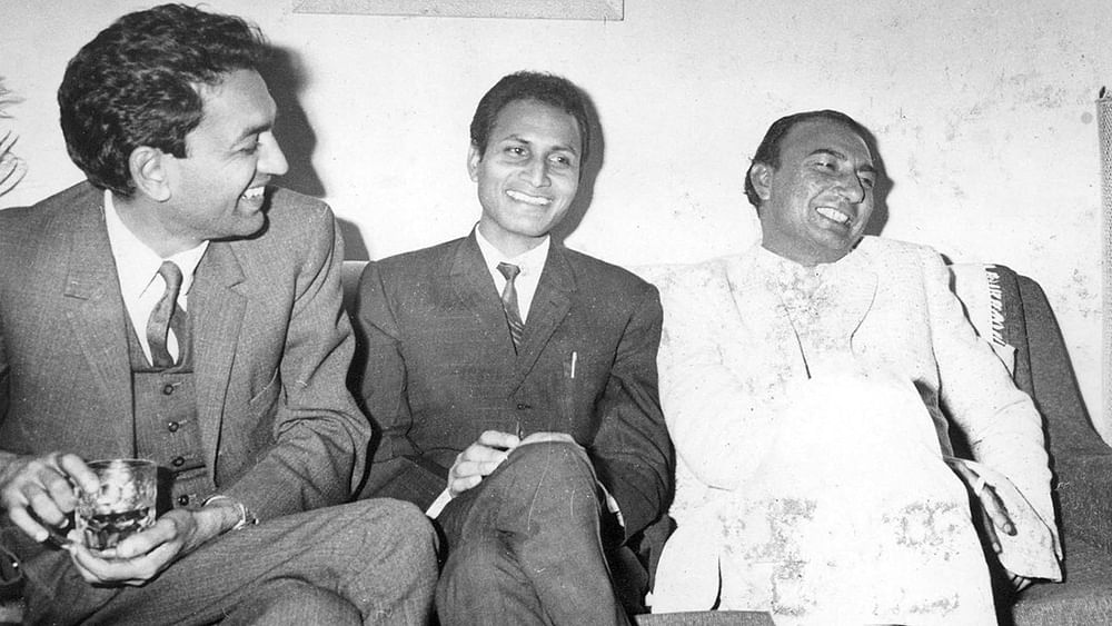 Remembering Sahir Ludhianvi—the pacifist poet
