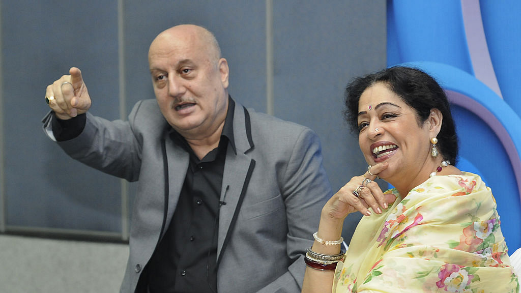 When Anupam Kher threatened to ruin the career of an actor