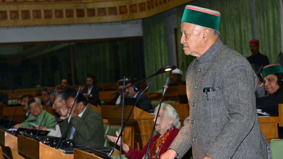 Himachal Pradesh CM Virbhadra Singh chargesheeted in DA case